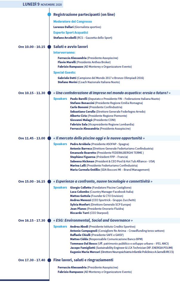 Summit2020 9 novembre
